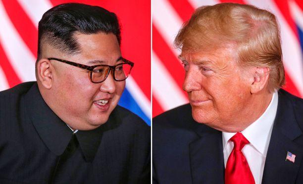 Kim Jong-unin ja Donald Trumpin tapaaminen oli yhtä hehkutusta. Pitävätkö maiden johtajat lupauksensa?