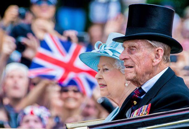 Prinssi Philipiä muistetaan Ruotsissa erityisellä seremonialla lauantaina.