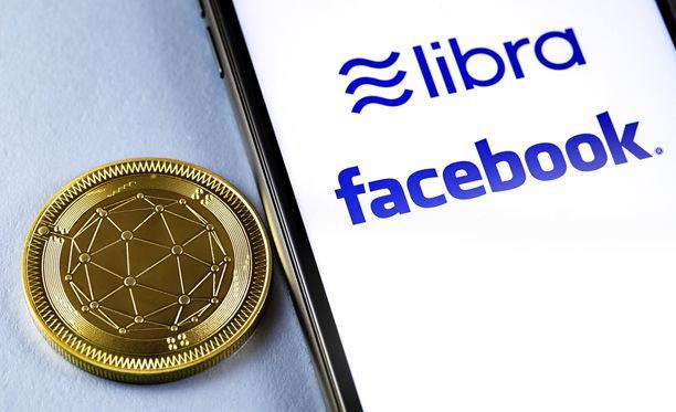 Facebookin libra esiteltiin kesäkuussa.