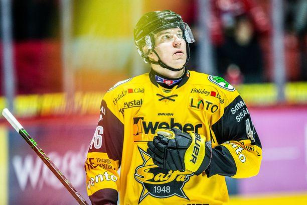 Viime kaudella SaiPassa pelannut Teemu Ramstedt on valittu Pelaajayhdistyksen uudeksi puheenjohtajaksi.
