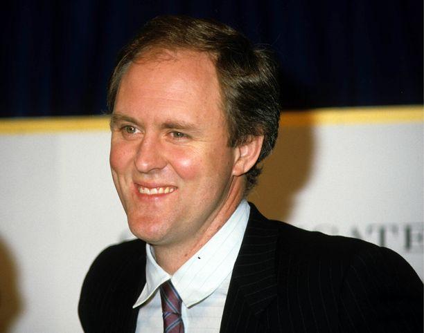 John Lithgow vuonna 1984, jolloin hän oli Oscar-ehdokkaana elokuvasta Hellyyden ehdoilla.