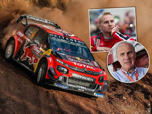 Citroënin lähtö rallin MM-sarjasta teki Esapekka Lapista ainakin hetkellisesti työttömän. Manageri Timo Jouhkin mukaan ranskalaistallin vetäytyminen oli surullinen uutinen.