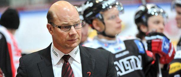 Risto Dufva on kova luu.