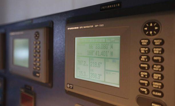 Pelkästään GPS-navigointiin luottavat alukset ovat pulassa, jos signaalia häiritään.