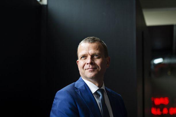Kokoomuksen puheenjohtaja Petteri Orpo aikoo olla Suomen seuraava pääministeri.