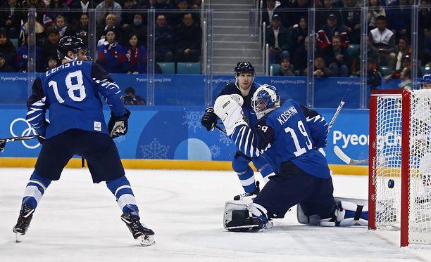 Suomi joutui antautumaan kahdesti toisessa erässä Etelä-Koreaa vastaan.