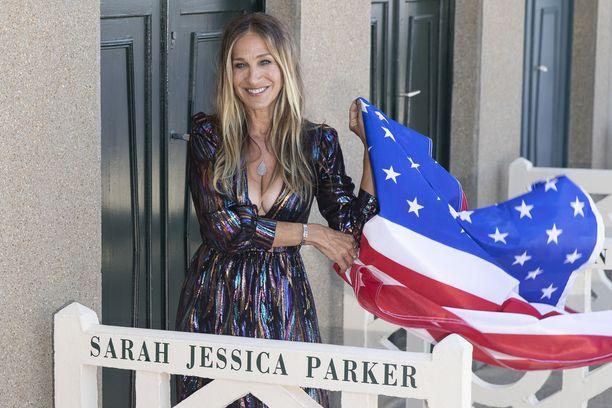 Sarah Jessica Parker ei sanoissaan säästellyt.