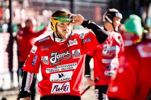 Juha Puhtimäki oli 2018 ja 2019 voittamassa Suomen mestaruutta.