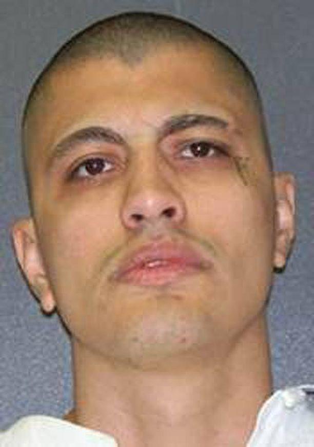 Licho Escamilla oli rikoksen tehdessään vain 19-vuotias. Hänet teloitettiin 14 vuotta myöhemmin.