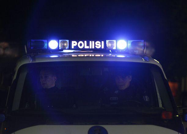 Turun epäillystä murhasta vangittiin perjantaina neljä. Kuvituskuva.