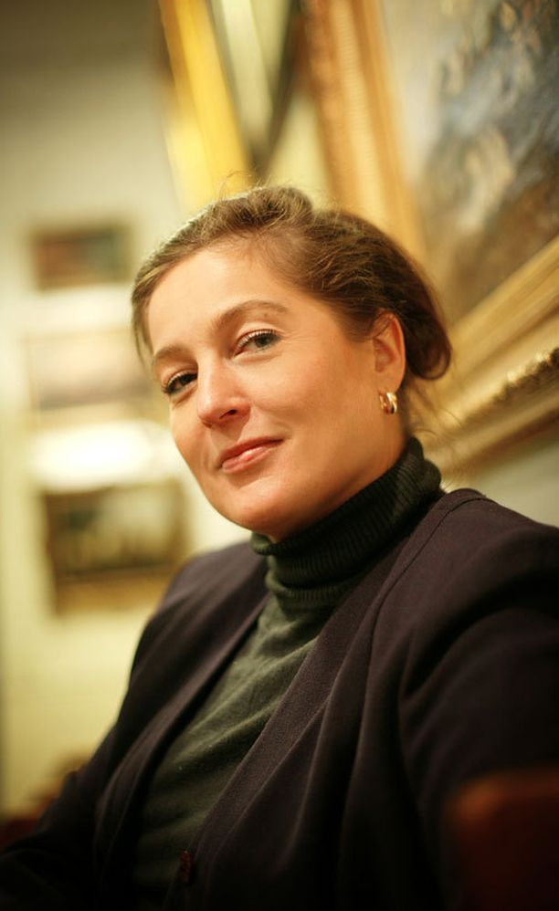 Barbara Hisinger-Jägerskiöld oli viime vuonna Suomen 4. suurituloisin nainen.