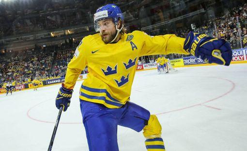 Ruotsin puolustaja Victor Hedman on NHL:n parhaita pakkeja.