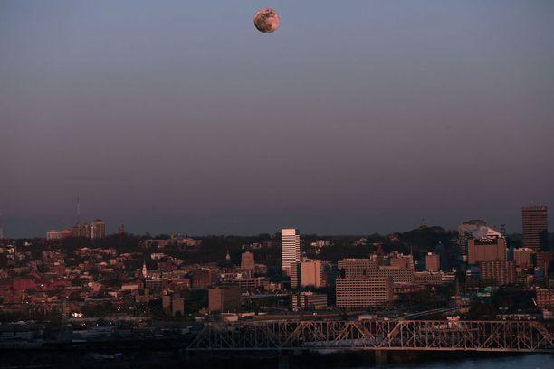 Cincinnati, Ohio, Yhdysvallat