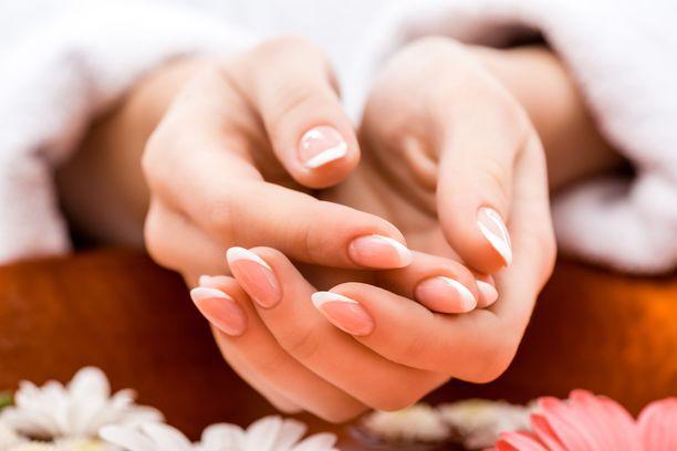 Muistitko pestä kädet? Muistitko saippuoida myös kynsien aluset?