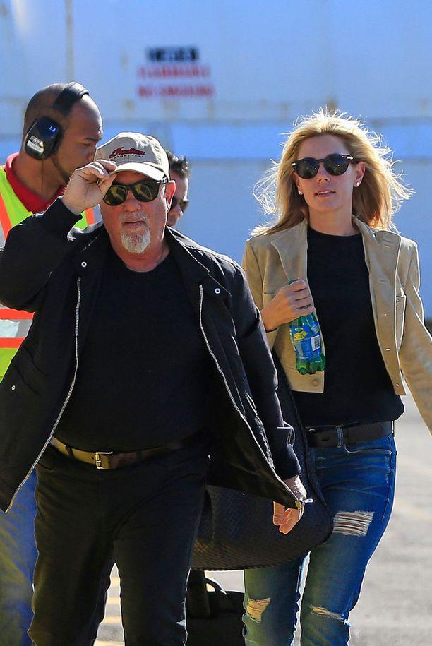 Billy Joel on pitänyt yhtä Alexis Roderickin kanssa jo vuosia.