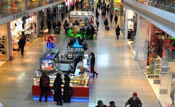 Viime joulukuussa suomalaiset ostivat vähittäiskaupasta tuotteita noin 4,6 miljardilla eurolla arvonlisäveroineen.