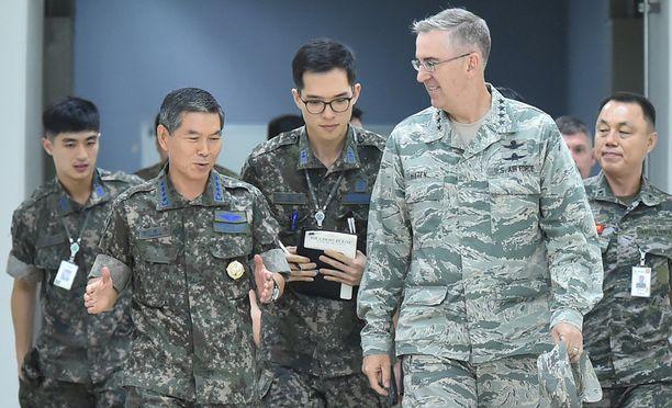Yhdysvallat ja Etelä-Korea aloittivat maanantaina kymmenen päivää kestävän Ulchi Freedom Guardian -sotaharjoituksen.