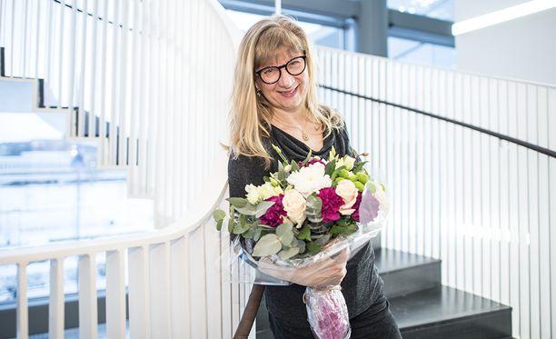 Iltalehden Heljä Salonen on aiemmin palkittu Vuoden tiedetoimittajana.