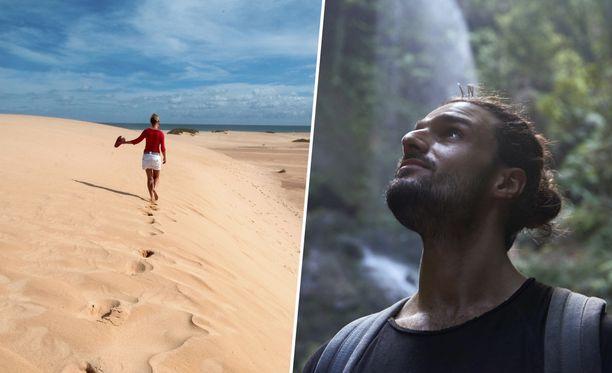 Aurinko ja luontoelämykset. Kaksi syytä, jotka tuovat matkailijoita saarille - ja lisää löytyy vaikka kuinka monia.
