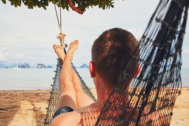 Thaimaan rauhallisilla saarilla ei ole tarjolla juuri tämän kuumempaa ajanvietettä.