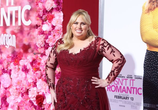 Rebel Wilson tunnetaan esimerkiksi elokuvista Isn't It Romantic ja Pitch Perfect.