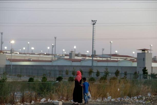 Silivri- maan pahin paikka. Turvaluokitukseltaan huippua oleva vankila sijaitsee Istanbulin lähellä.