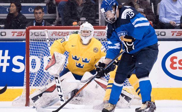 Jesse Puljujärvi nousee entistä suurempaan rooliin Suomen kotikisoissa.