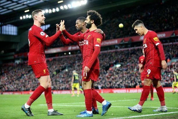 Suhtautuuko Liverpool tämänpäiväiseen vastustajaan tarvittavalla vakavuudella?