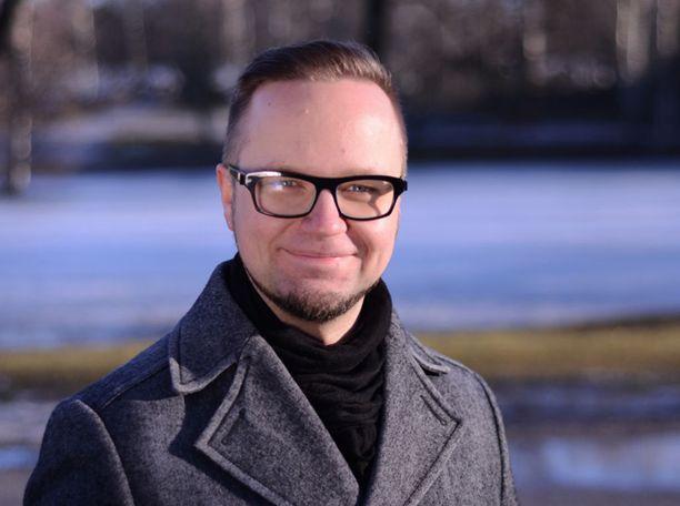 Vihreiden poliittisen ohjelman valmistelua johtaa kansanedustaja Olli-Poika Parviainen.
