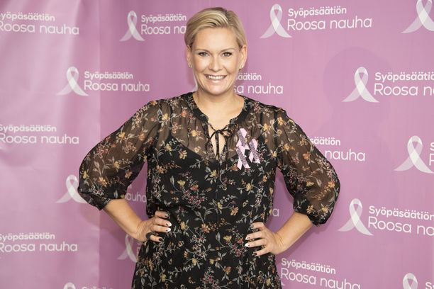 Heidi Sohlberg on sairastanut rintasyövän.