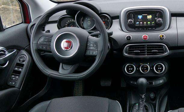 Uusimman päästöhuijauskohun keskiössä on autonvalmistaja Fiat Chrysler.
