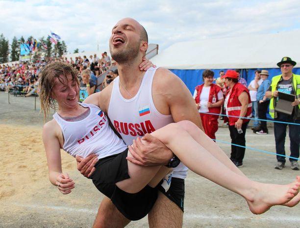 Venäjän Dmitriy Sagal ja Anastasia Loginova veivät voiton.