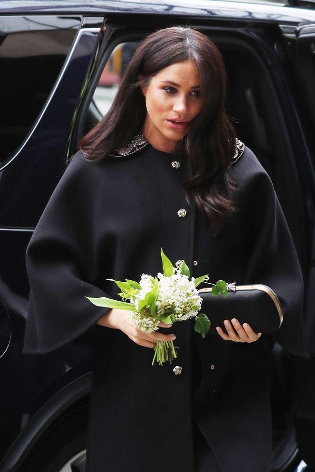 Sussexin herttuatar Meghanin odotetaan synnyttävän ensimmäisen lapsensa hetkenä minä hyvänsä.