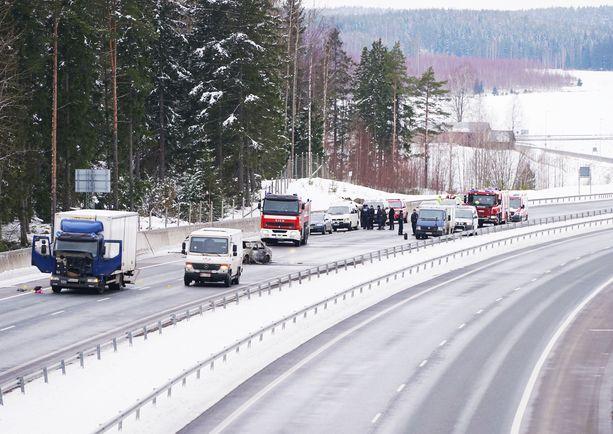 Matti Sarénin viimeisin ryöstökeikka jäi epäonniseksi yritykseksi Salossa moottoritiellä runsaat kolme vuotta sitten.