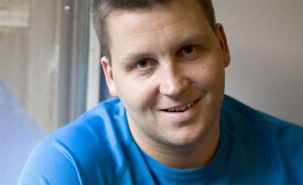 Jani Sievinen on ollut aiemmin ehdolla EU-parlamenttivaaleissa.