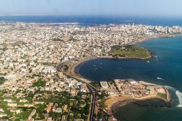 Dakarissa on helppo yhdistää ranta- ja kaupunkiloma.