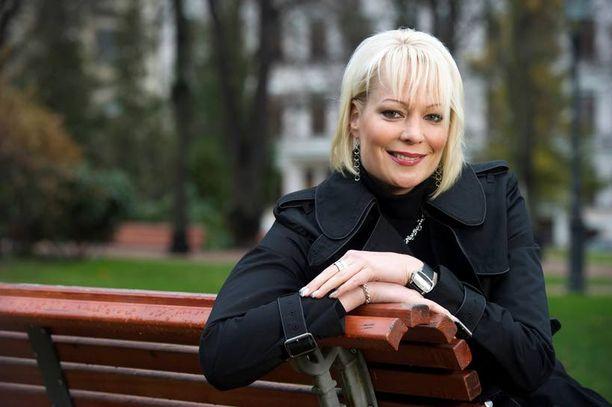 URANAINEN Kulunut puoli vuotta on ollut Susanna Ruotsalaisen elämässä niin antoisinta kuin rankintakin aikaa.
