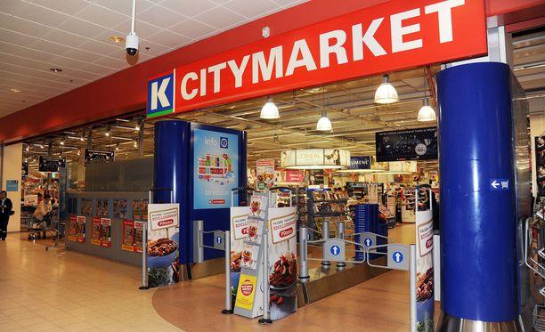 K-citymarketien kauppaiden palkoissa on suuria eroja.