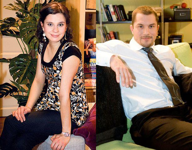 MISSIKISOJA. Olgan tuotantoyhtiö vastaa missikisojen televisioinnista. Sami Sarjula juontaa missikisat yhdessä Noora Hautakankaan kanssa.