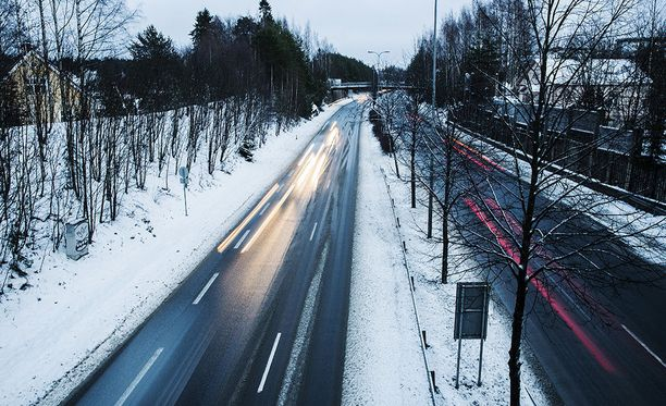 Tampereen Paasikiventie on mahdollisesti Suomen pahin sakkorysä. Kuvituskuva.