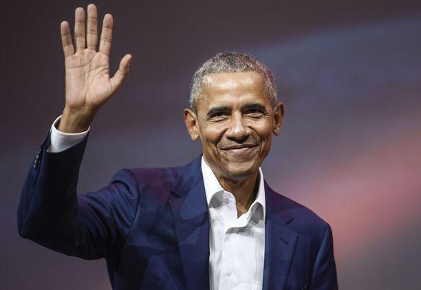 Barack Obama täyttää 60 vuotta.
