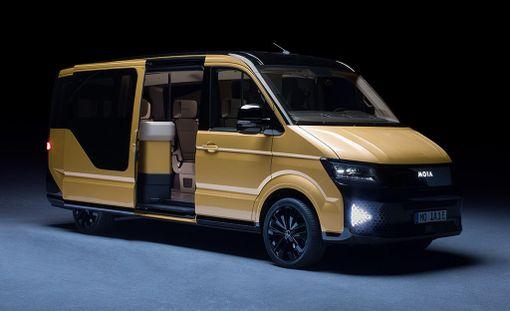 MOIA on täysin sähköinen auto. Toimintasäteeksi kerrotaan noin 300 kilometriä.