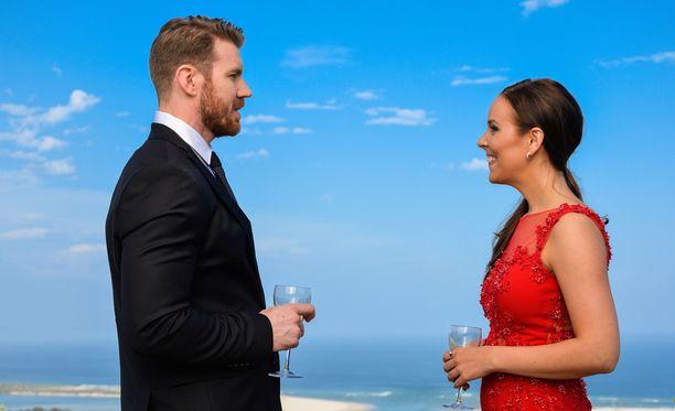 Bachelor-Joni liki mykyistyi Marian kohdattuaan.