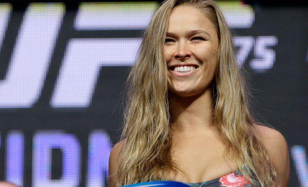 Ronda Rousey panostaa urheilun lisäksi näyttelemiseen.