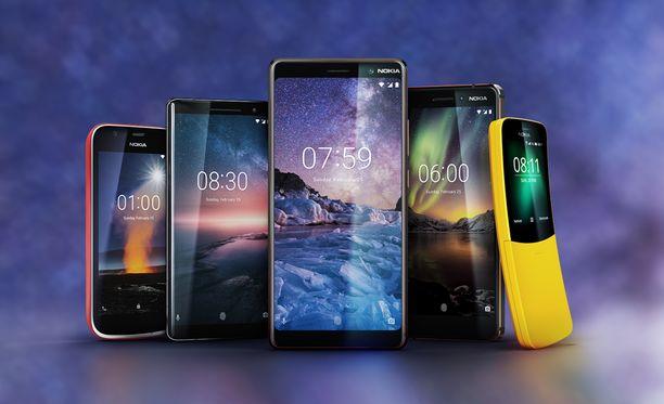 HMD Global sai myytyä arvion mukaan yli 10 miljoonaa puhelinta enemmän verrattuna edellisvuoteen.