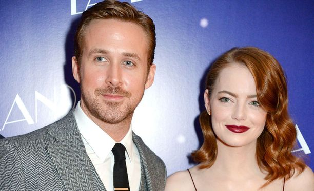 Ryan Gosling ja Emma Stone saivat molemmat Golden Globe-palkinnot suorituksestaan elokuvassa La La Land. Nyt molemmat saivat myös Oscar-ehdokkuudet.