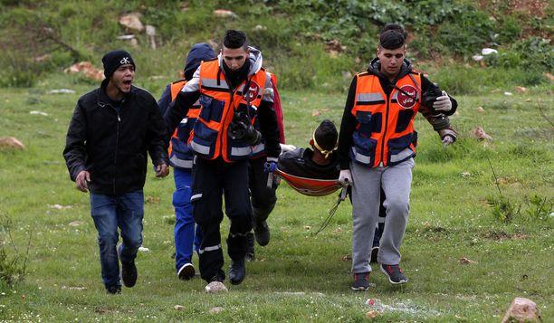 Israelin ja Palestiinan välit ovat jälleen kiristyneet perjantaisten yhteenottojen myötä.