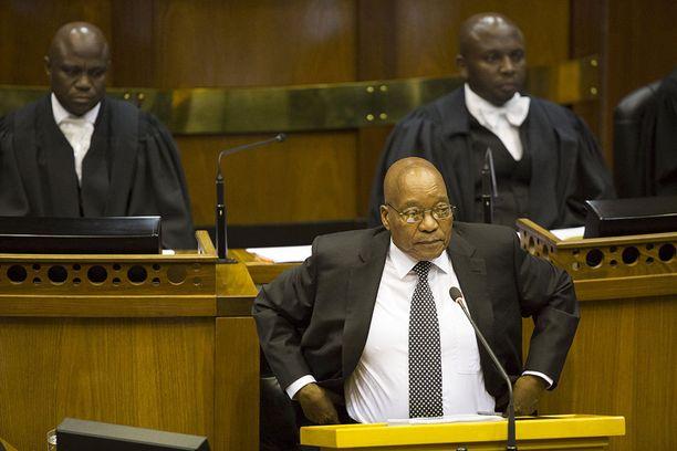 Jacob Zuman hallitus voi vielä valittaa tuomioistuimen päätöksestä.