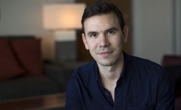 Nate Mitchell on yksi Oculuksen perustajajäsenistä.