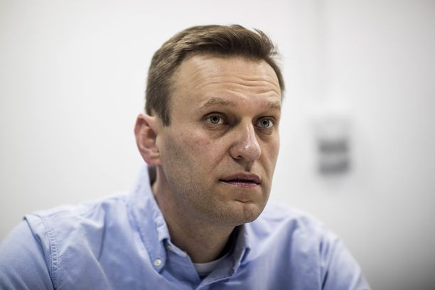 Aleksei Navalnyi toipuu parhaillaan myrkytyksestä berliiniläisessä sairaalassa. Kuva vuodelta 2018.